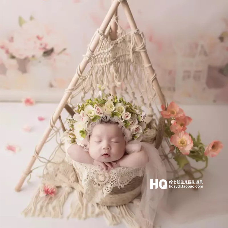 2020  Newborn Photography Props Baby Photoshoot Tent Infant Photo  Studio  Accessories New Arrival