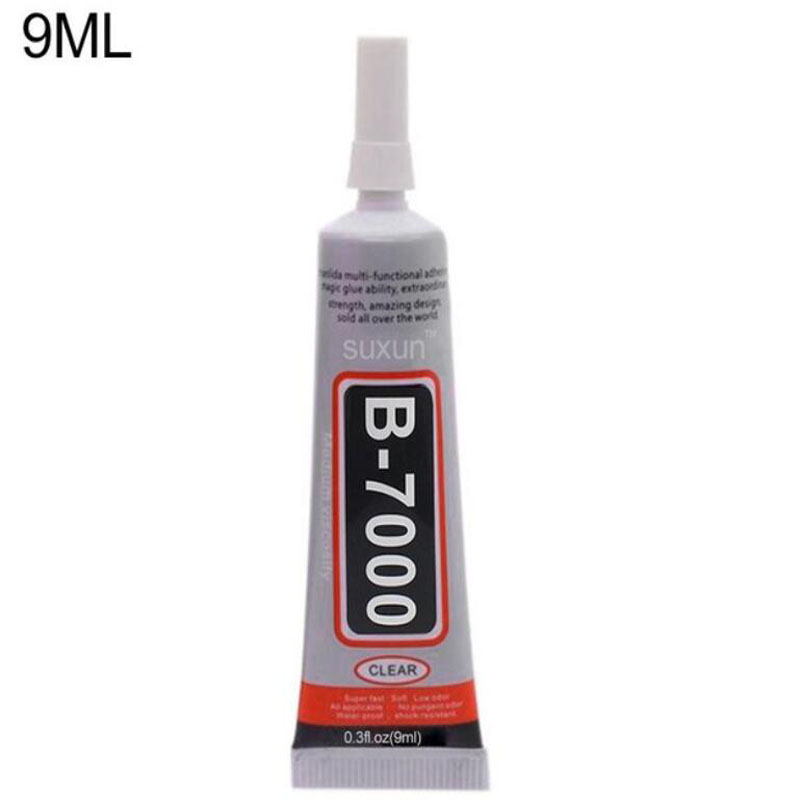 9ml B7000 Super Liquid Glue Multipurpose Glue Adhesive DIY  Jewelry Class Crystal Diamond Phone Screen House Office Repair Glue
