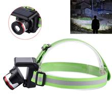 Waterproof Solar Powered 5W 350lm LED XPE Headlamp Outdoor Sport Zoomable Flashlight
