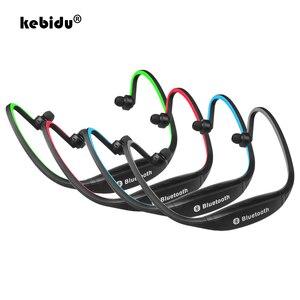 Image 1 - Kebidu S9 Sport Draadloze Bluetooth 4.0 Oortelefoon Hoofdtelefoon headset voor iphone galaxy S5/S4/3 iOS/Android met microfoon Hot