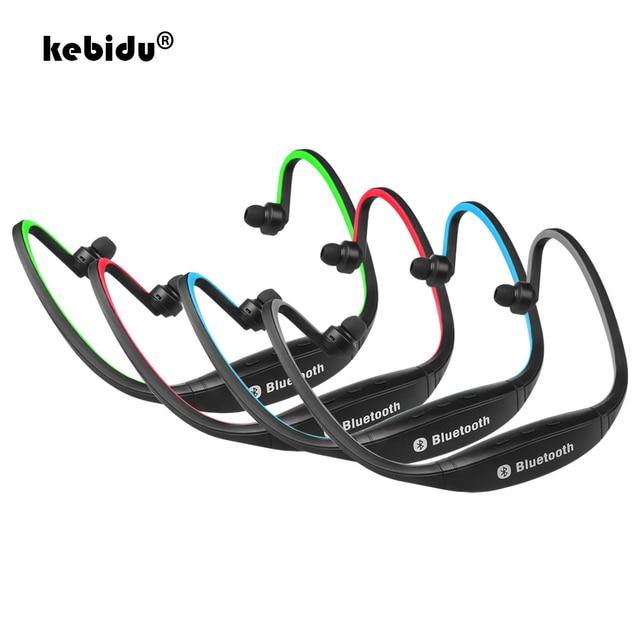 Kebidu S9 Sport Draadloze Bluetooth 4.0 Oortelefoon Hoofdtelefoon headset voor iphone galaxy S5/S4/3 iOS/Android met microfoon Hot