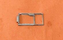 Orijinal Sim kart tutucu tepsi kart yuvası Vernee aktif Helio P25 ücretsiz kargo
