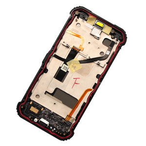 Image 4 - 6.21 Blackview BV9600 LCD Display+Touch Screen Digitizer + Frame Assembly 100% Original LCD+Touch Digitizer for BV9600 PRO