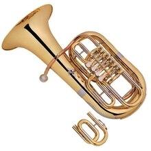 Золотой лак роторный euphonium(4 клапана золото латунь leadpipe Тон C/Bb) 1 покупатель