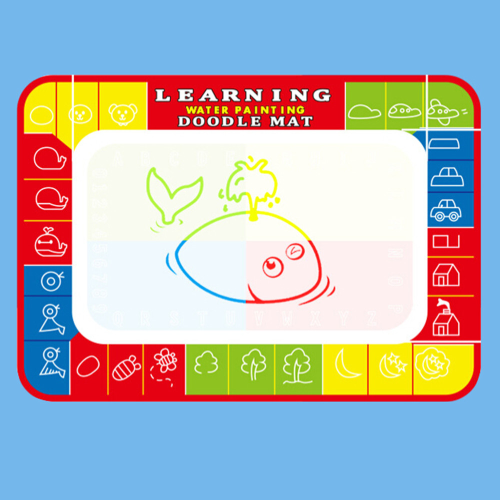 Learning Education Toys Brain Train Painting Education Toys Creative Magic Water Board Magic Graffiti Color Painting Toys Y123