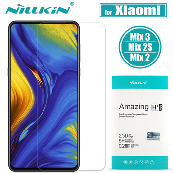 Nillkin Xiaomi Mi Mix 3/2S/2 Glass Screen Protector 9H Hard Clear Safety Protective Glass on XiaoMi Mix 3/2S/2 Tempered Glass