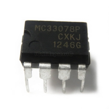 10pcs/lot MC33078P MC33078 DIP-8 In Stock - discount item  8% OFF Active Components