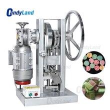 CandyLand THDP 5 Elektrische Brause Tablet Drücken Maschine Haushalt Candy Zucker Maker Einzigen Schlag Tablette, Der Maschine