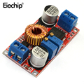 5 pces xl4015 DC-DC tensão constante atual step down buck conversor placa de carregamento carregador de bateria de lítio 5 v-32 v-0.8 v-30 v 5a