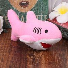 Плюшевая игрушка «Акула» чучела животные детские игрушки брелки