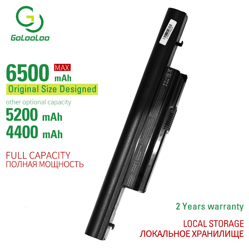 Golooloo 6 cells laptop battery for <font><b>Acer</b></font> Aspire 4745G 5553 5745G-434G50 3820T <font><b>3820TG</b></font> 4738G 4738Z 4820T 4820TG 5747DG 5820T image