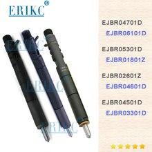 ERIKC 연료 커먼 레일 인젝터 EJBR04701D EJBR03301D EJBR05301D EJBR01801D EJBR02801Z EJBR04501D EJBR02601Z 델파이