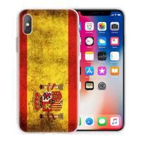 case iphone 5 Spain Spanish Flag Case for Apple iphone 11 Pro X XS Max XR 7 8 6 6S Plus 7S 5 S SE 5C Soft TPU Coque Phone Carcasa Cover (3)