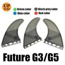 Good Quality FCS Fins surf G5 Fin Honeycomb Fibreglass Fins FCS Surfboard Fin  цена и фото