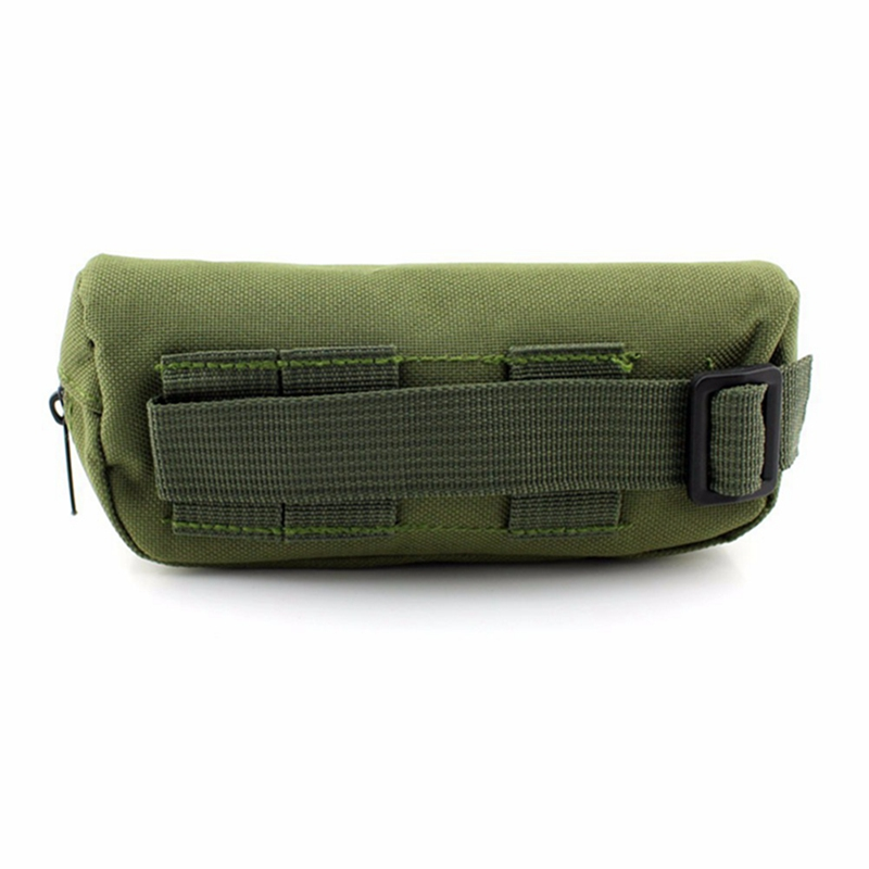 Outdoor Pouch Eyeglasses Sunglasses Case EDC Glasses Pouch Molle Waist Portable Bag Tactical ZL07