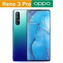 Lager Original Oppo Reno 3 Pro 5G Smartphone Snapdragon 765G Octa Core 12G RAM 256G ROM 5 Kameras VOOC 6.5