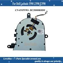 De alta qualidade para Dell inspiron Latitude 3590 L3590 E3590 15 5570 5575 NPFW6 0NPFW6 CN-0NPFW6 DC28000K8D0 100% testado