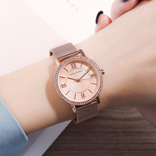 Women Watches 2019 Diamond Stardust Quartz Rhinestone Ladies Wrist Luxury Casual Female dress Relogio Feminino