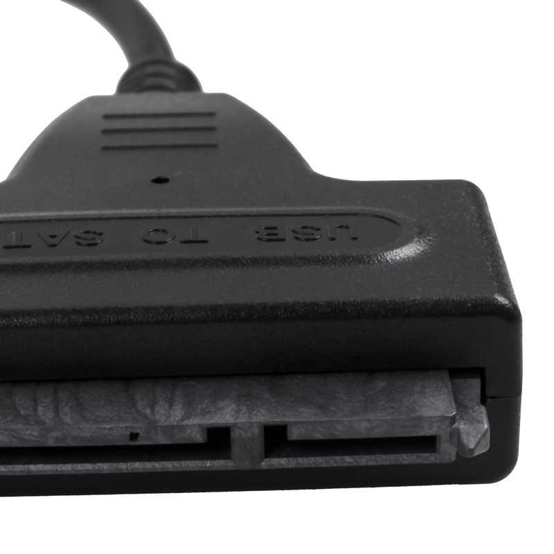USB 2.0 naar IDE SATA S-ATA 2.5/3.5 inch Adapter Voor HDD/SSD Laptop Harde Schijf Converter kabel