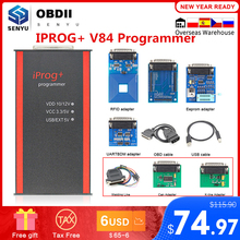 Key-Programmer Airbag-Reset Odometer Mileage Correction IMMO DIGIPROG 3-Carprog V84 Full-Ecu