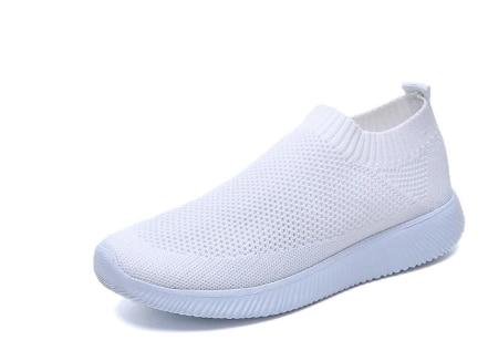 YEELOCA Sneakers Women Vulcanized M002 Shoes Woman Slip-on Breathable Mesh Ladies Flats Shoes Women Sneaker KZ0X74
