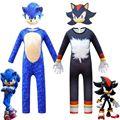 2021 детские тапочки в виде персонажа аниме sonic карнавальный костюм Для мальчиков и девочек производительность перчатки для Хэллоуина маска ...
