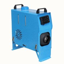 5kw New Blue Parking Integrated Car Home Air Heater Integrated Diesel Heater heater diesel 12v heater(China)