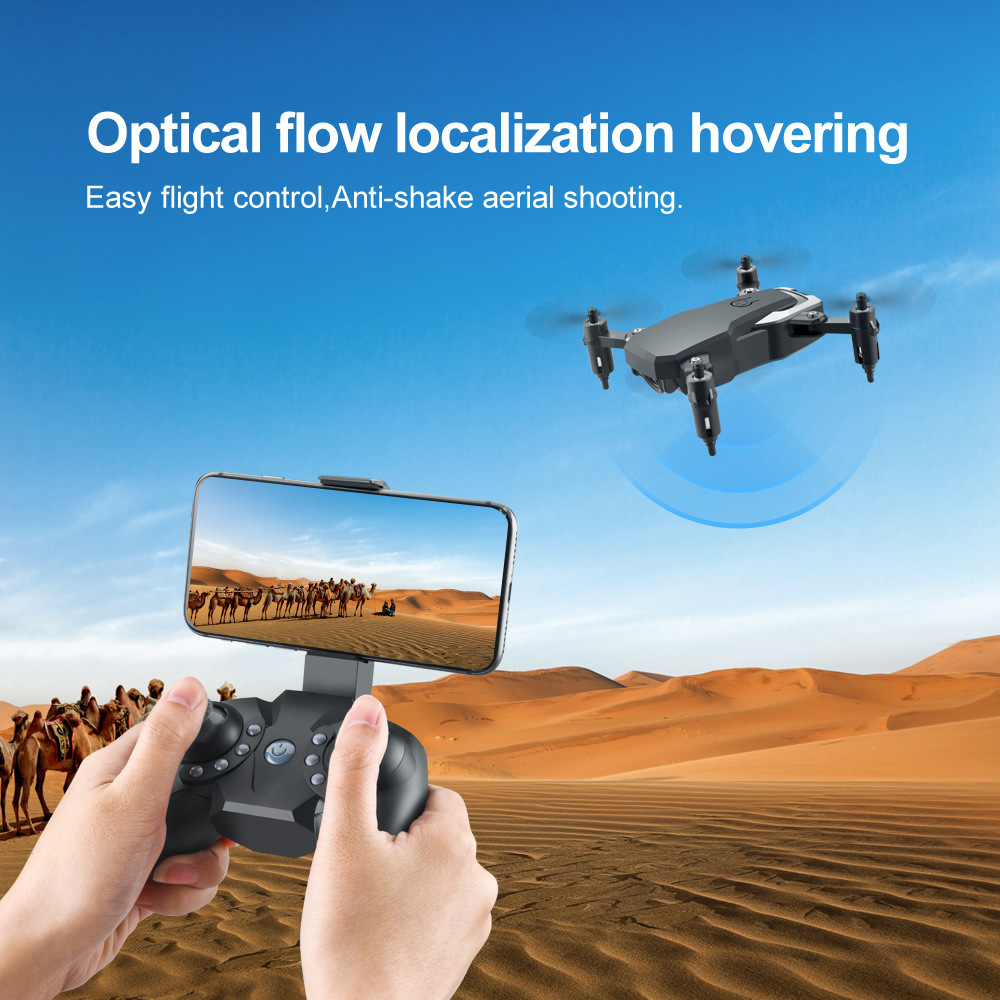 LF606 Foldable Mini Drone with 4K HD camera with One-Click Return Function 20