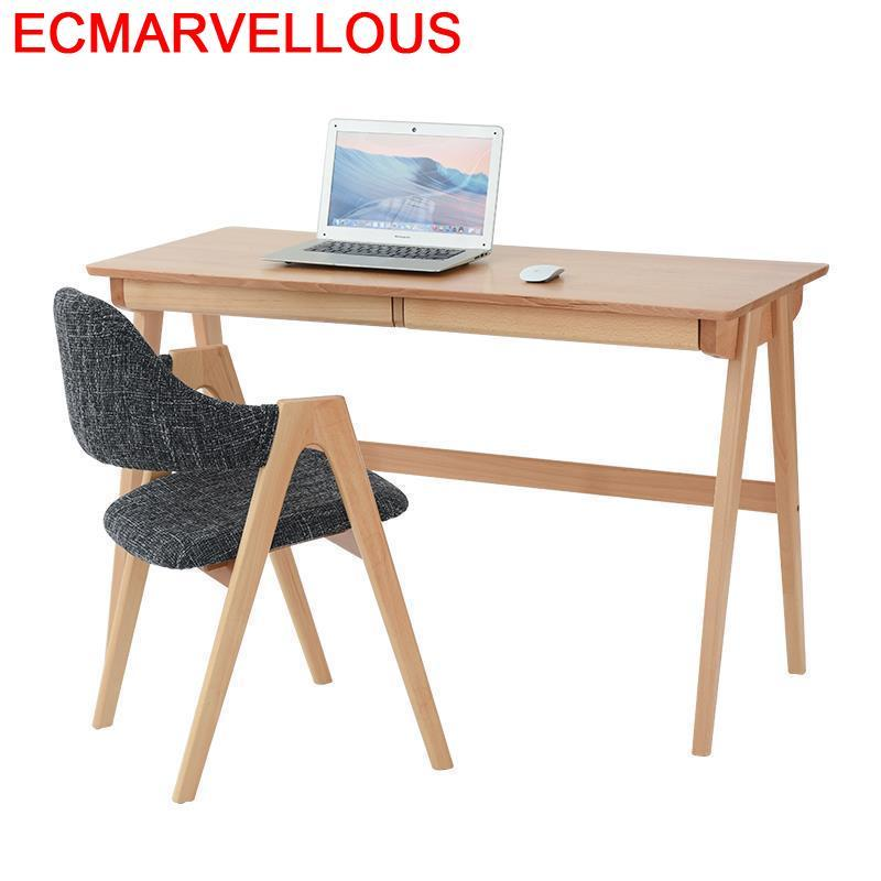 Tavolo Escrivaninha Tafel Para Notebook Portatil Escritorio Mueble Nordic Stand Mesa Bedside Laptop Study Table Computer Desk