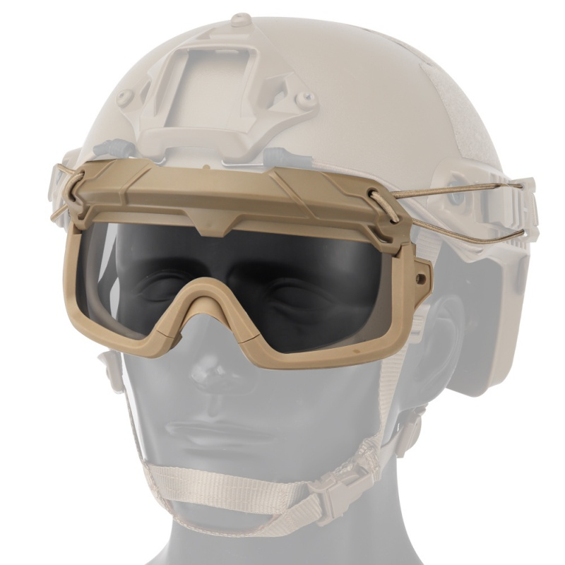 Tactical Military Hunting Goggles Shooting Goggles Helmet Glasses