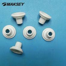Maksey peças de vedação de borracha silicone para philips escova de dentes elétrica à prova dwaterproof água vedação junta para escova de dentes elétrica arruela