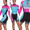 2020 pro equipe triathlon terno feminino camisa de ciclismo skinsuit macacão maillot ciclismo ropa ciclismo conjunto manga longa almofada gel 024 5