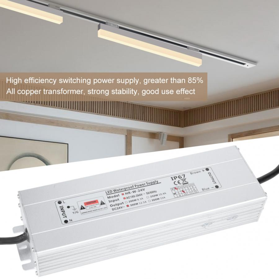 200~230VAC//1.2A to DC12V//12.5A Switch Power Supply Constant Voltage DC