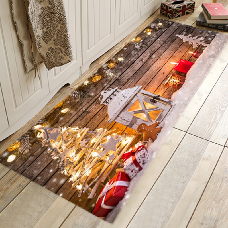 Merry Christmas Area Rugs Carpet Floor Mat For Home Kitchen Living Dining Room Playroom Decoration 2020 New|Rug| |  - title=