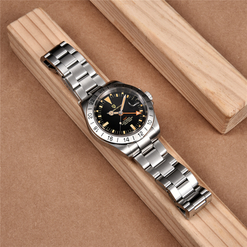 2021 New PAGANI DESIGN Men Automatic Mechanical Watch Classic Retro GMT Watch Stainless Steel 200m Waterproof Clock Reloj Hombre 4