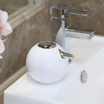 Prensa creativa para cocina, botella para champú liquido para baño, dispensador de jabón de espuma portátil para ducha, dispensador de jabón Premium (Color aleatorio)