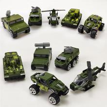 Toys Diecast Military-Toys Army Mini 5pcs Car-Model Models-Alloy Vehicles Lawn Baby Outdoor