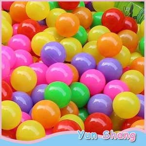 50/100pcs Mixed Color Ball Pits For Kids Children Environmentally Ocean Ball Friendly Non-toxic Children's Tent Pool Ball Pits