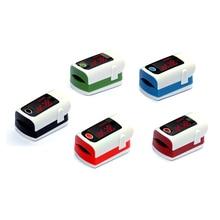 Finger Type Finger Clip Type Pulse Blood Pressure Meter Family Pulse Heart Rate Monitor Blood Pressure Meter Pulse Oximeter LED цена