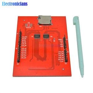 Image 5 - 3,5 inch TFT LCD Touch Screen Modul 480x320 Mega 2560 Mega2560 Bord Stecker und Spielen für Arduino LCD modul Display diymore