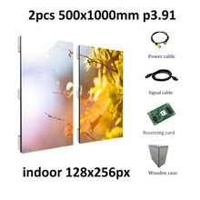 smd digital billboard panel led display indoor p3.91 video