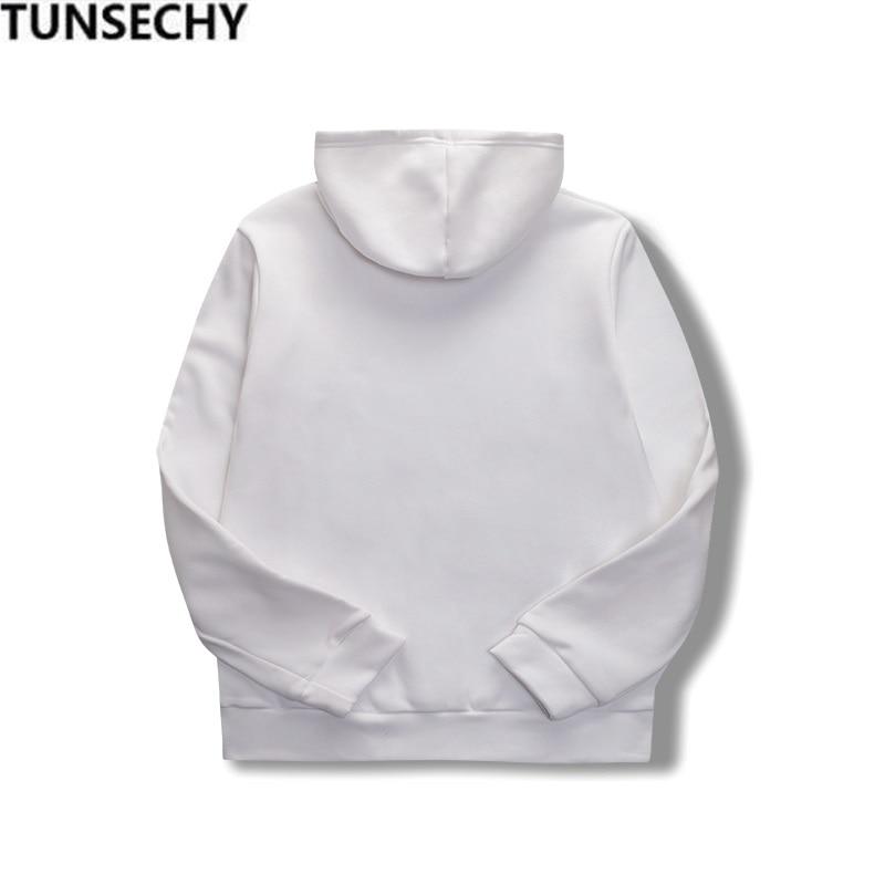 19 women's long-sleeved plain hooded sweatshirt plain multi-color men's and women's casual pullover hoodie 17