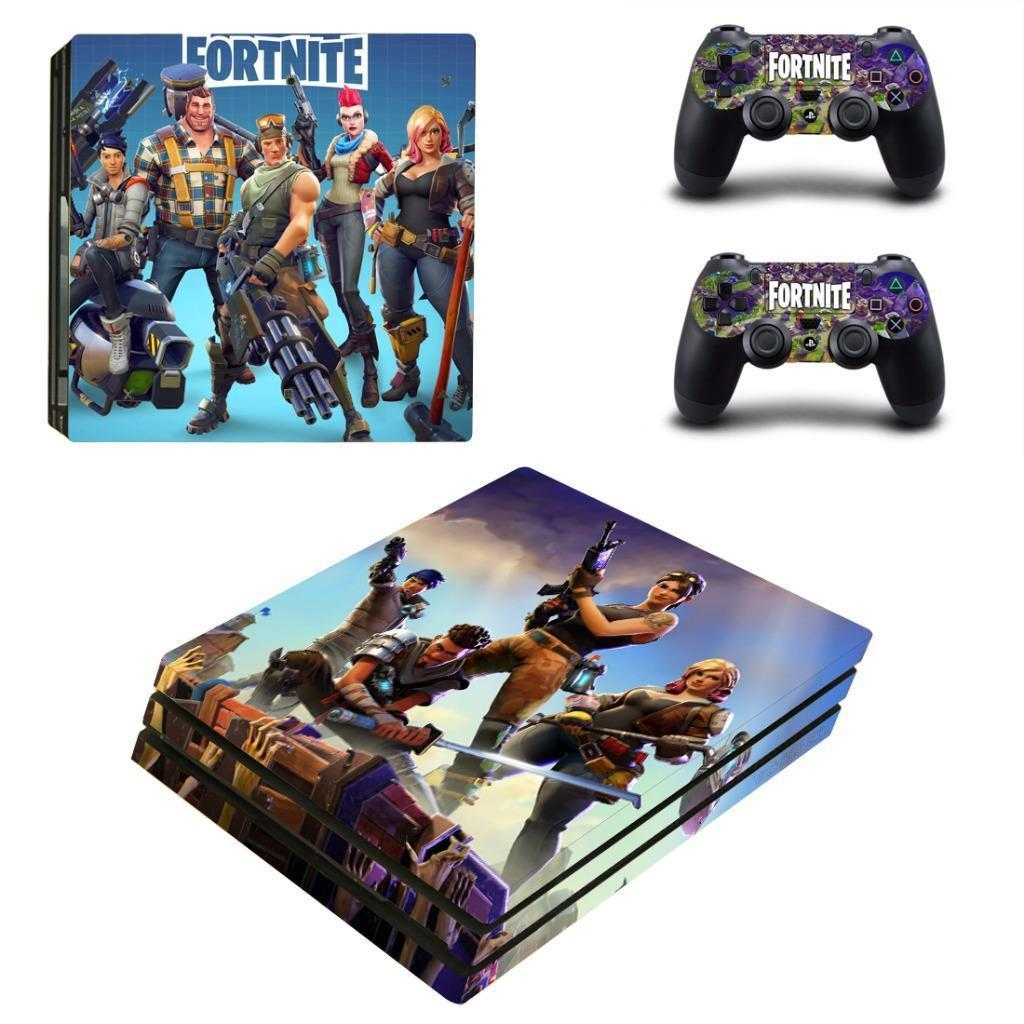 New Style PS4 Pro Protector Adhesive Paper Colorful Stickers Phone Stickers Decal Skin Sticker To Map