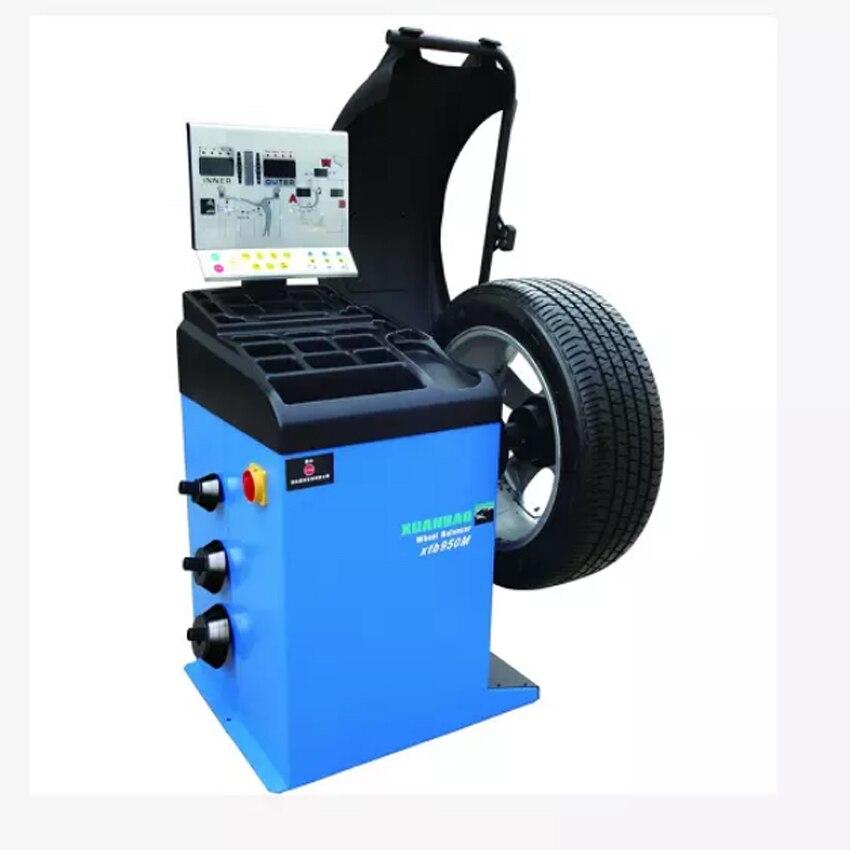 По низкой цене Maglev полностью автоматический станок для балансировки колес