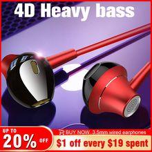 AZiMiYO היברידי Pro HD ב אוזן אוזניות קלוע Wired 4D כבד בס מתכת דינמי אוזניות עם מיקרופון עבור xiaomi huawei טלפון
