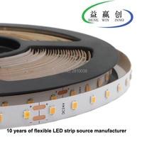 120M/Lot IP22 DC24V constant current Built in IC flexible led strip SMD2835 CRI95 80leds/M led light strip 10mm PCB led stripe