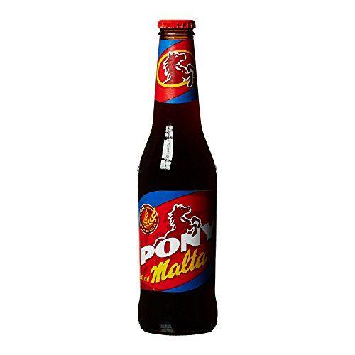 Pony Malta - Bebida De Extractos De Malta - 330 Ml
