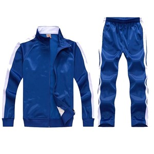 Image 2 - tracksuit men sport suits football training sweat suits school uniform jogging sportswear teengers track suits casual outfits