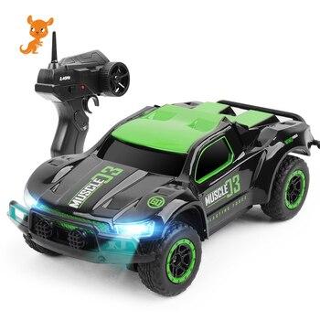 цена на Mini RC Car 25KM/H High Speed 1/43 Car Radio Controled Machine RC  4CH Remote control Toys For children Gifts rc car