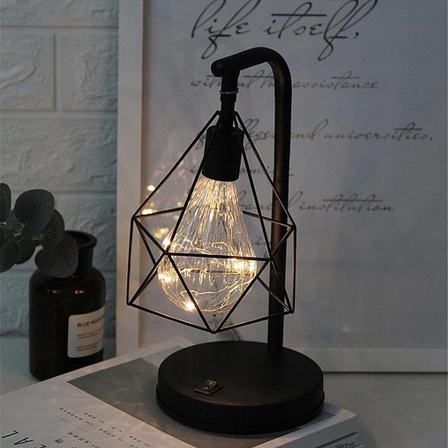 Diamond Table Lamp Lighting Table Lamp
